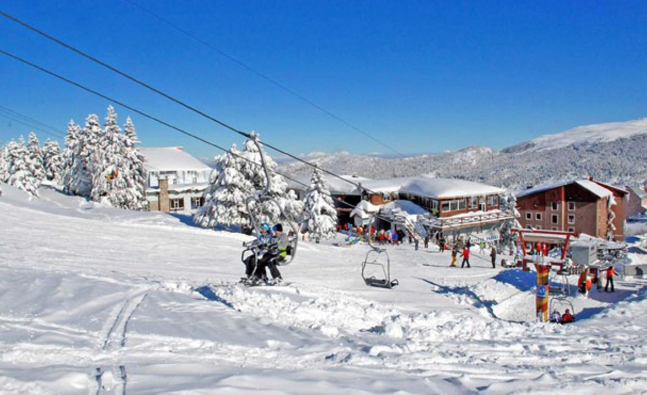 Bursa & Mount Uludag Full Day Tour From Istanbul