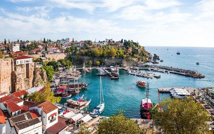 Antalya City Tour & Duden Waterfalls Visit With Boat Trip