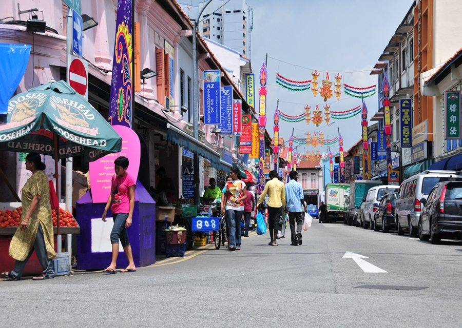 Singapore Little India Guided Walking Tour