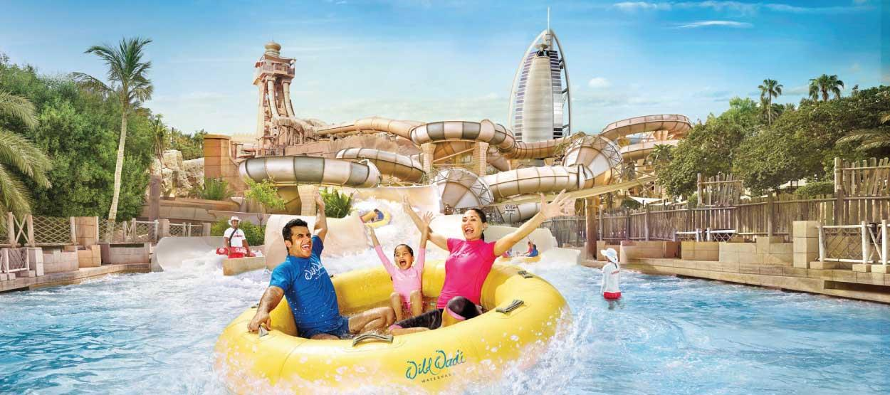 Wild Wadi Waterpark Ticket Dubai