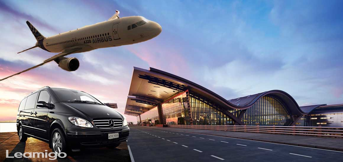 Private Dubai International Airport Transfers (DXB) for Dubai