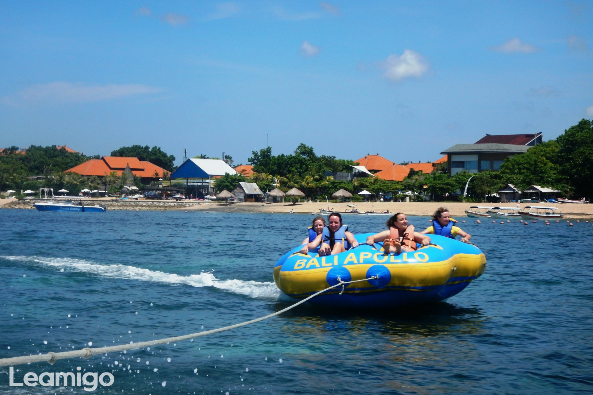 Nusa Dua Water Sport Activities In Bali With Hotel Transfers