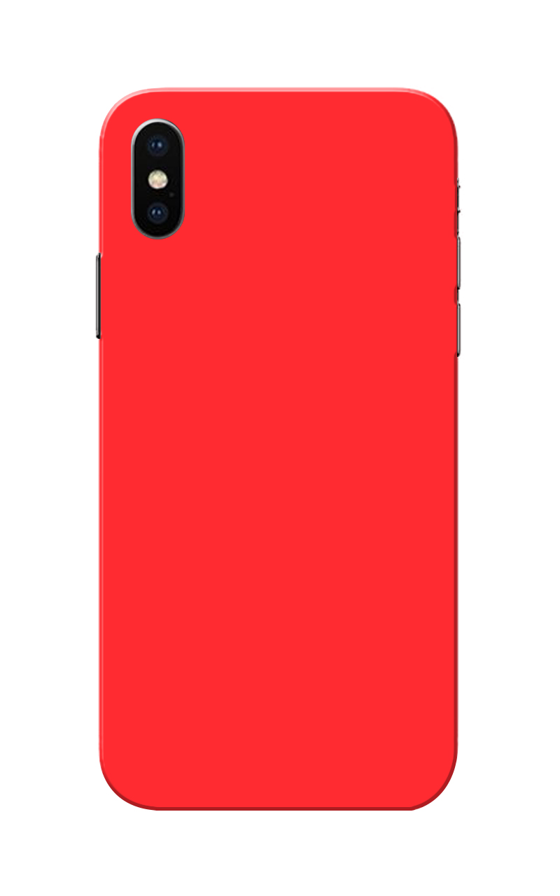 Caseria Red Plain Colour