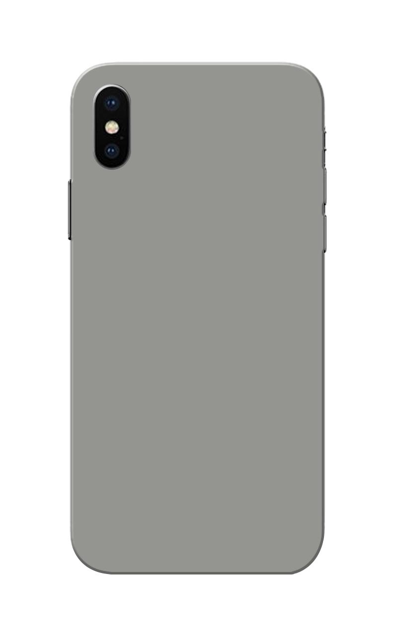 Caseria Grey Plain Colour