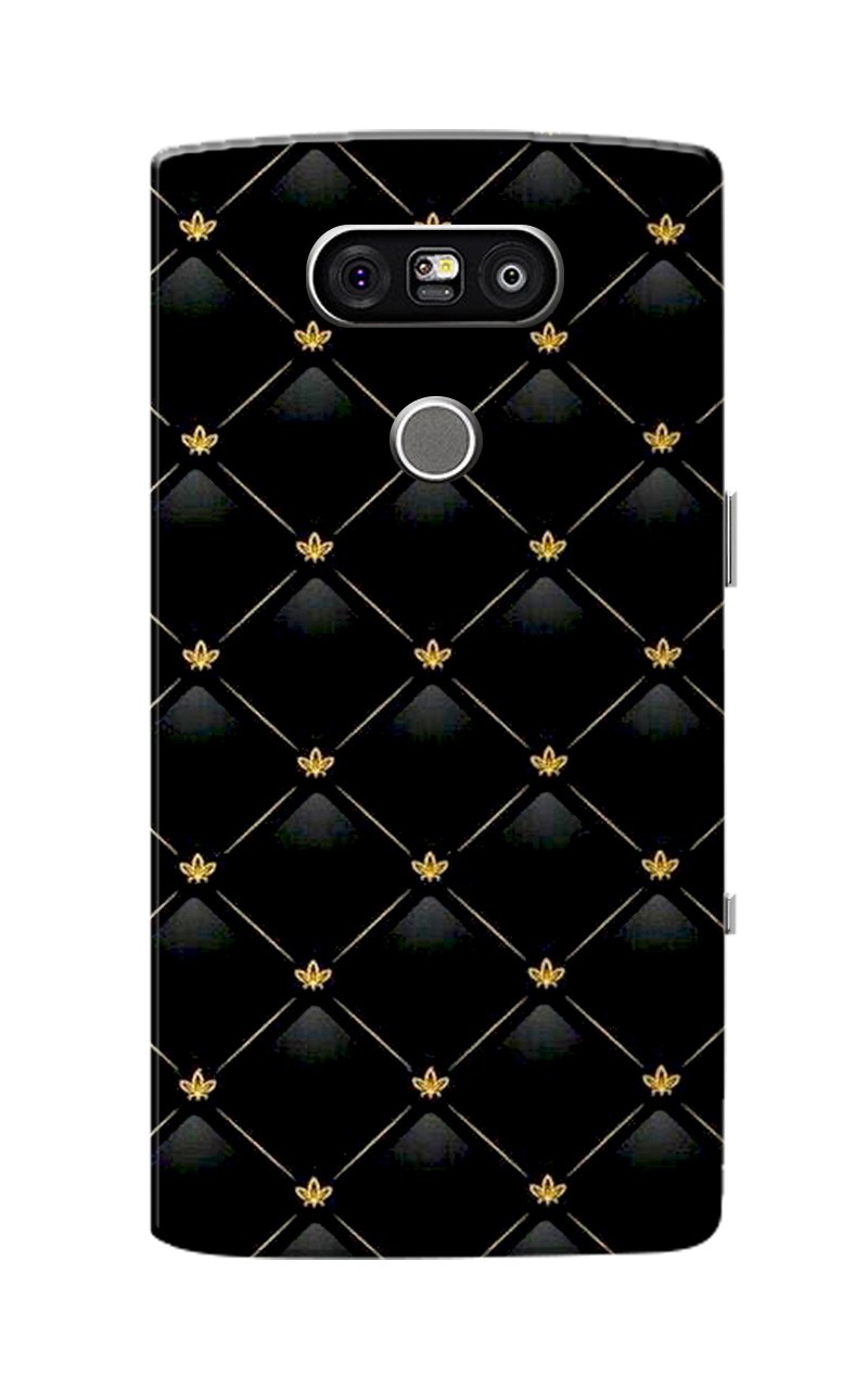 Caseria Pattern Black