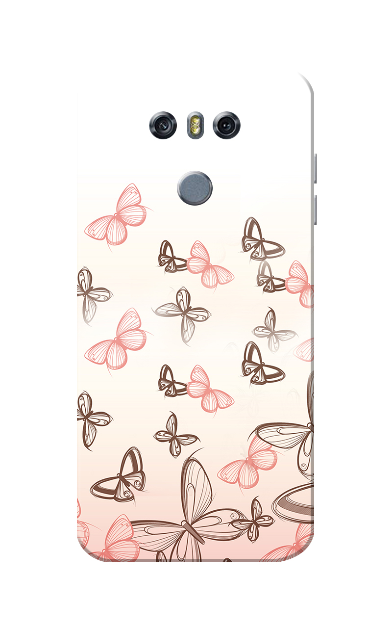 Caseria Pink Butterfly