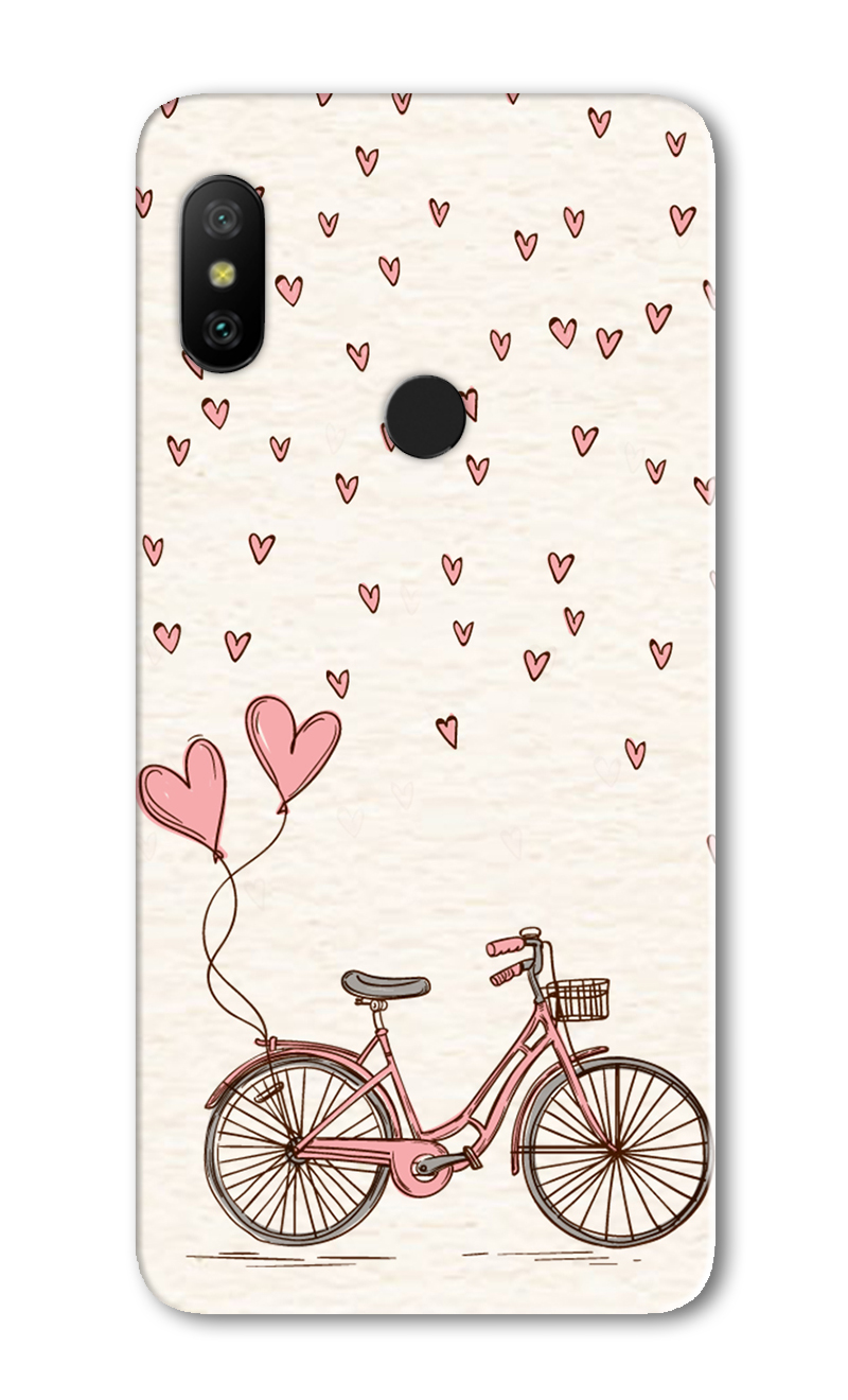 Caseria Love Cycle Pink