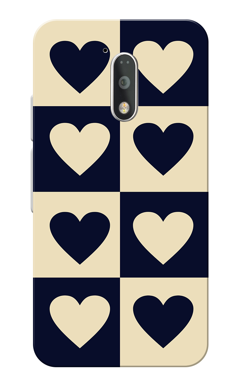 Caseria Cream Black Heart