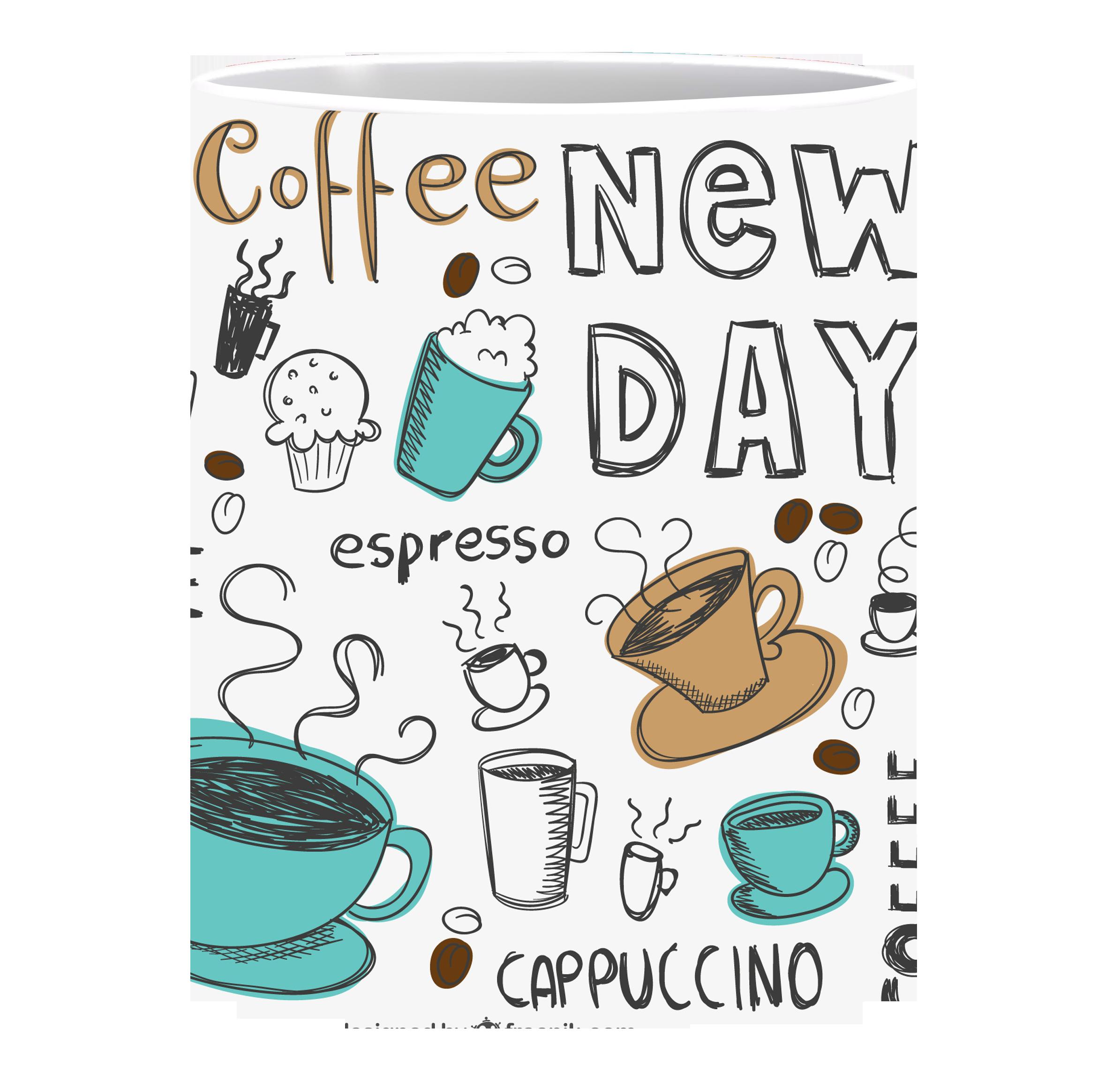 Coffee Mug, Coffee New