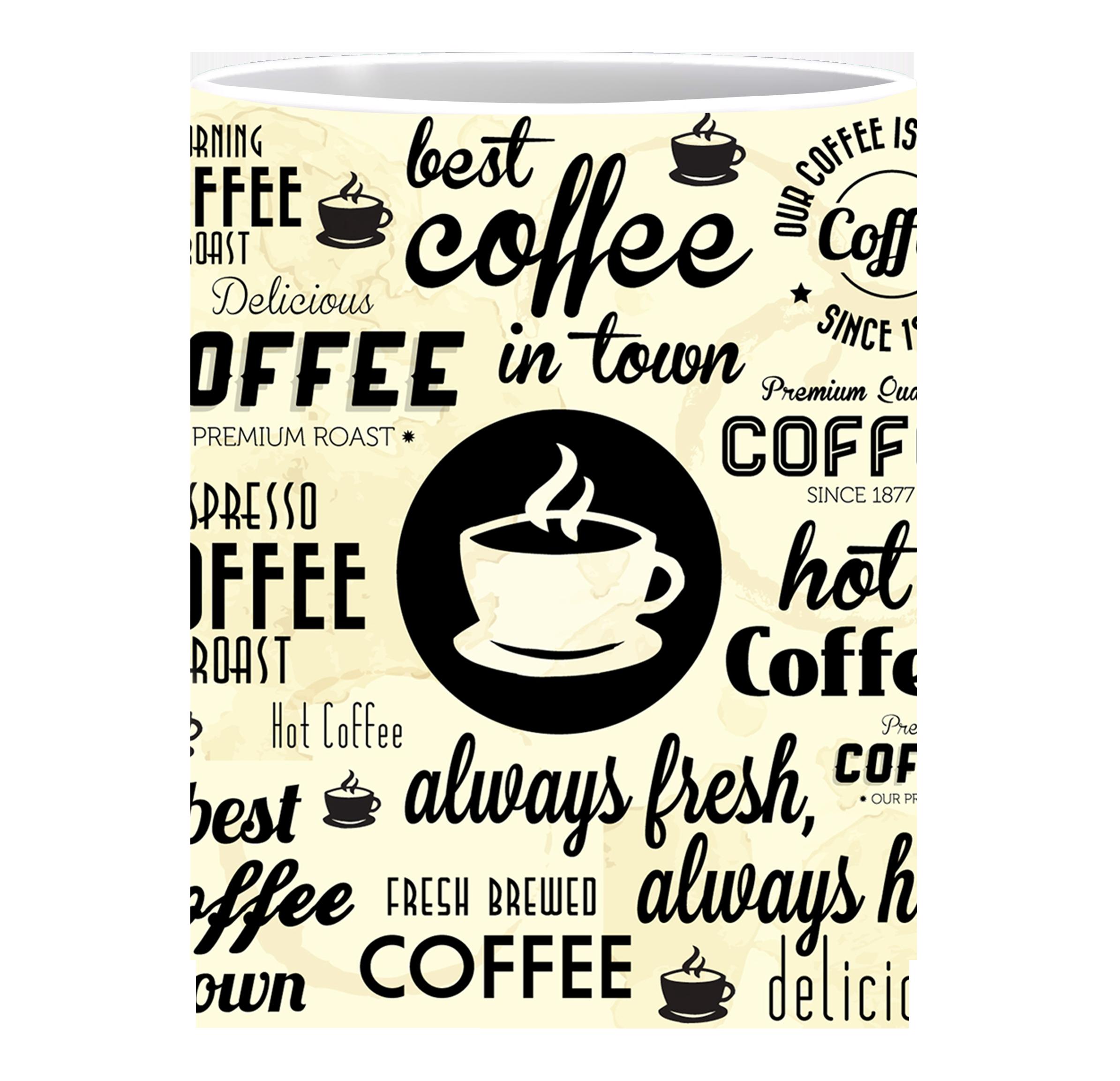 Coffee Mug, Best Coffee