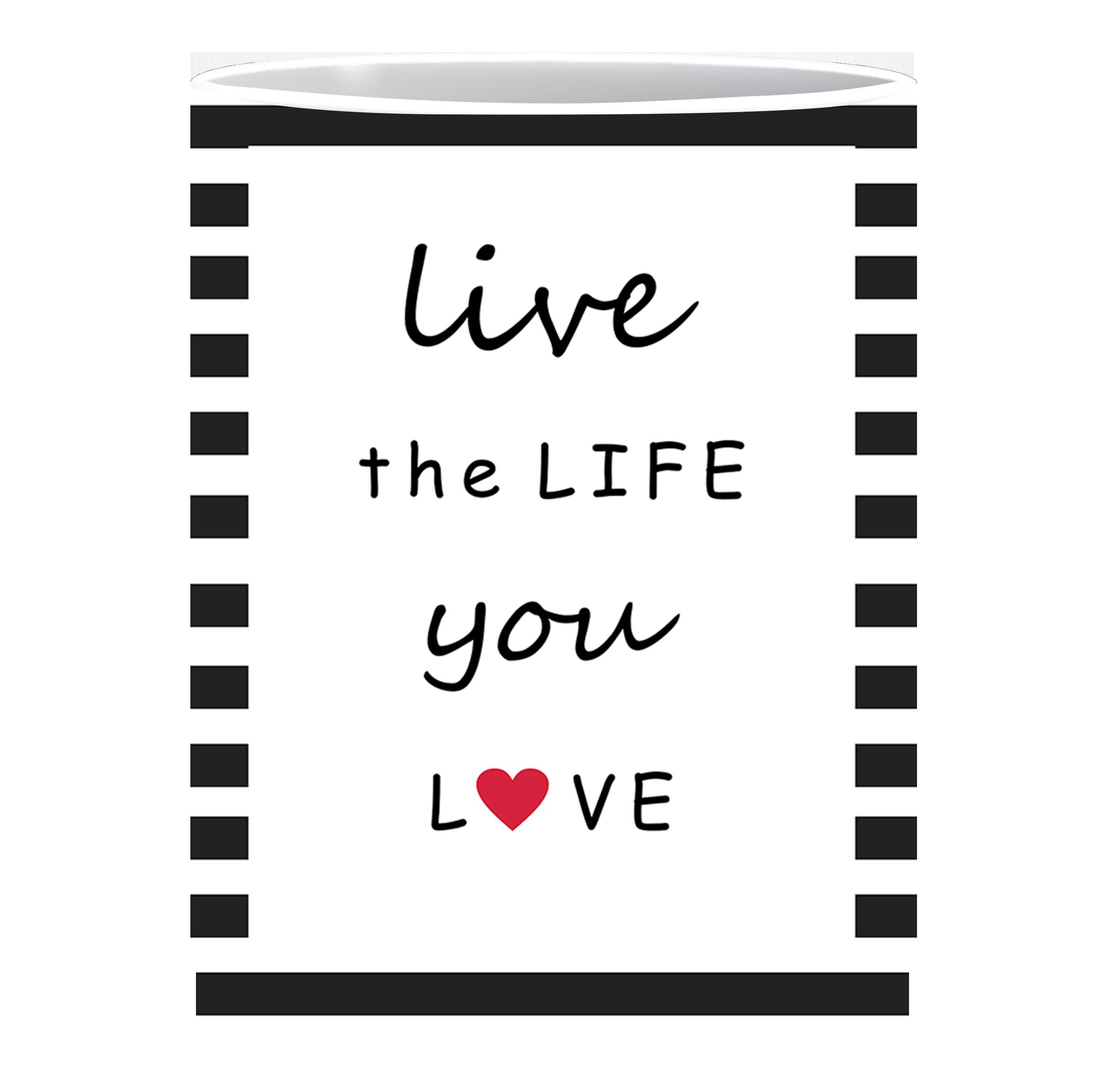 Coffee Mug, Live Life