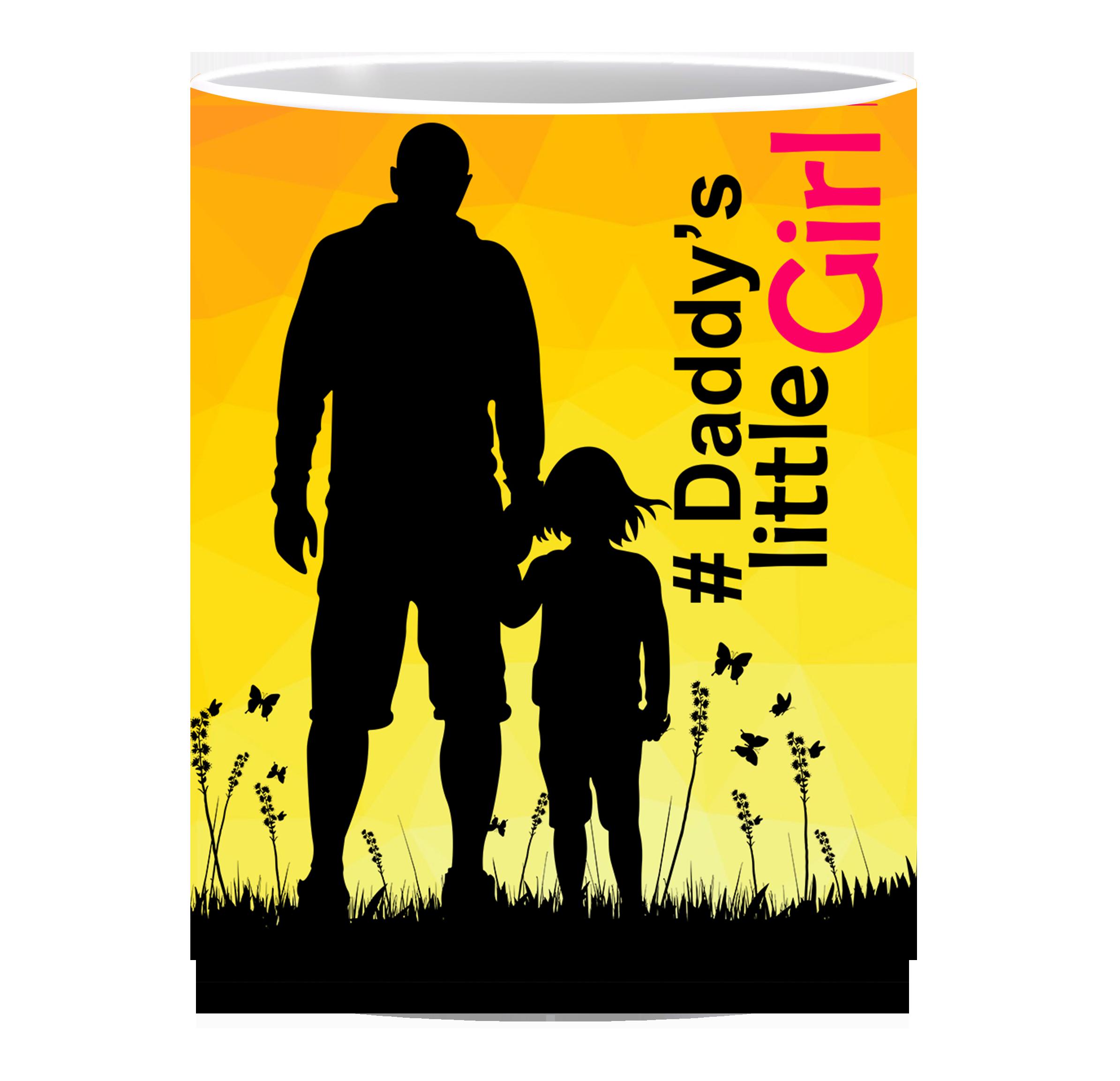 Coffee Mug, Daddys Girl