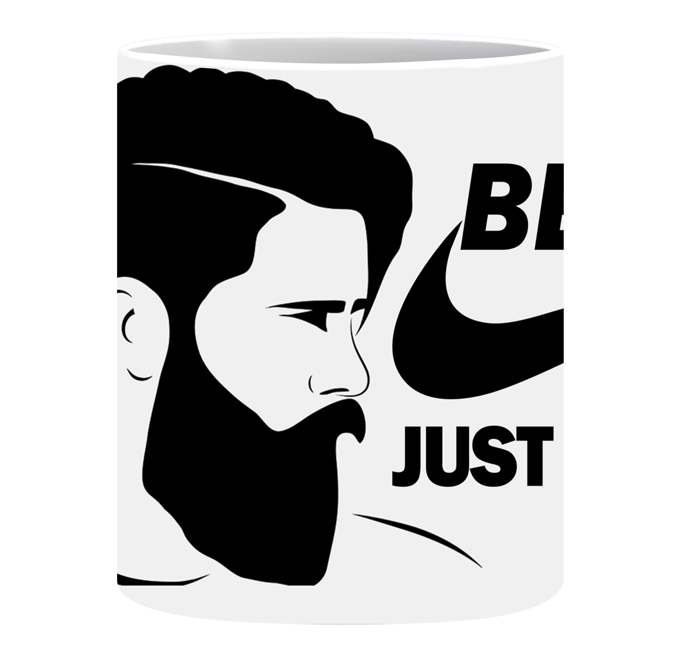 Coffee Mug, Beard Just