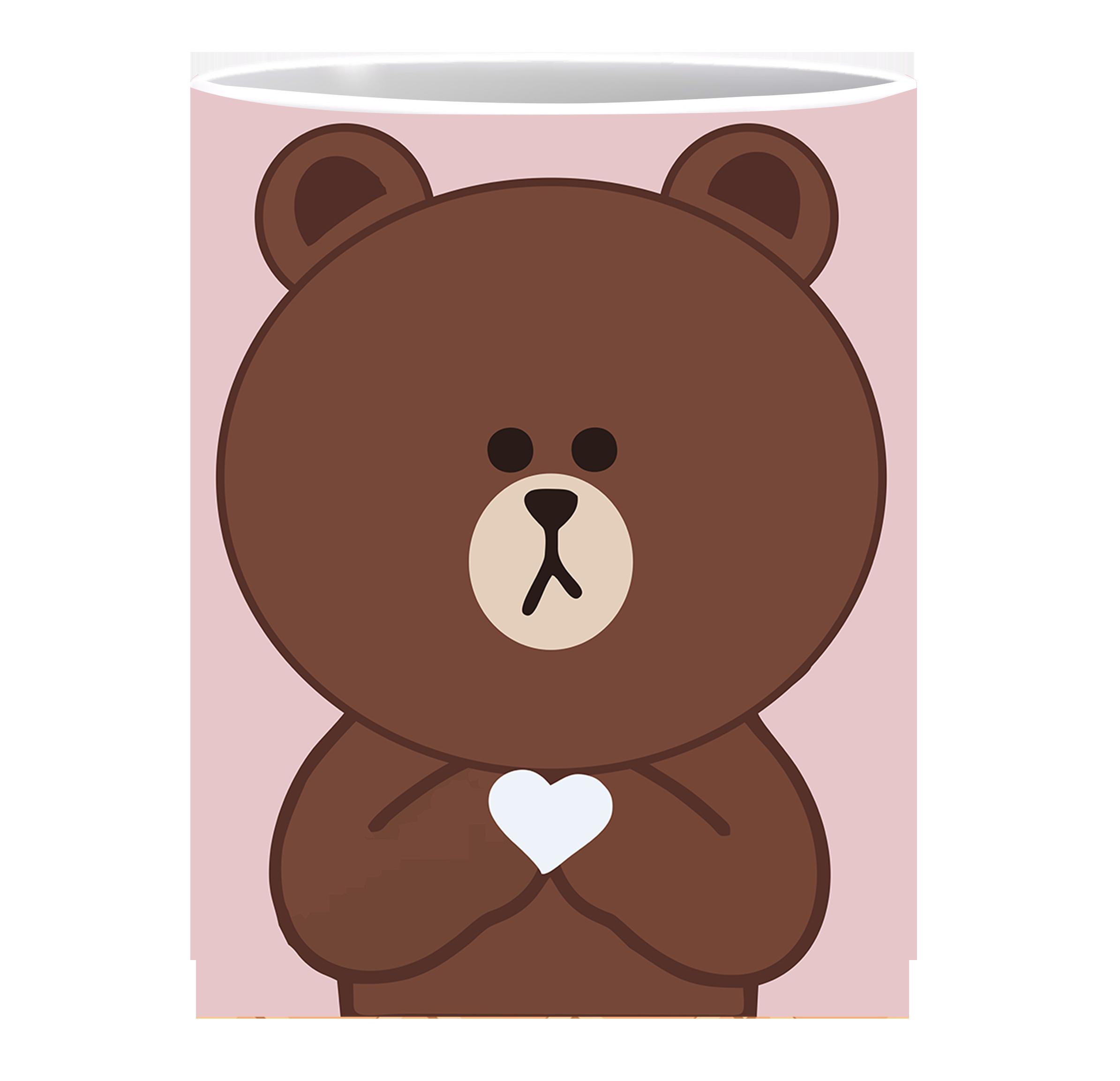 Coffee Mug, Baby Bear