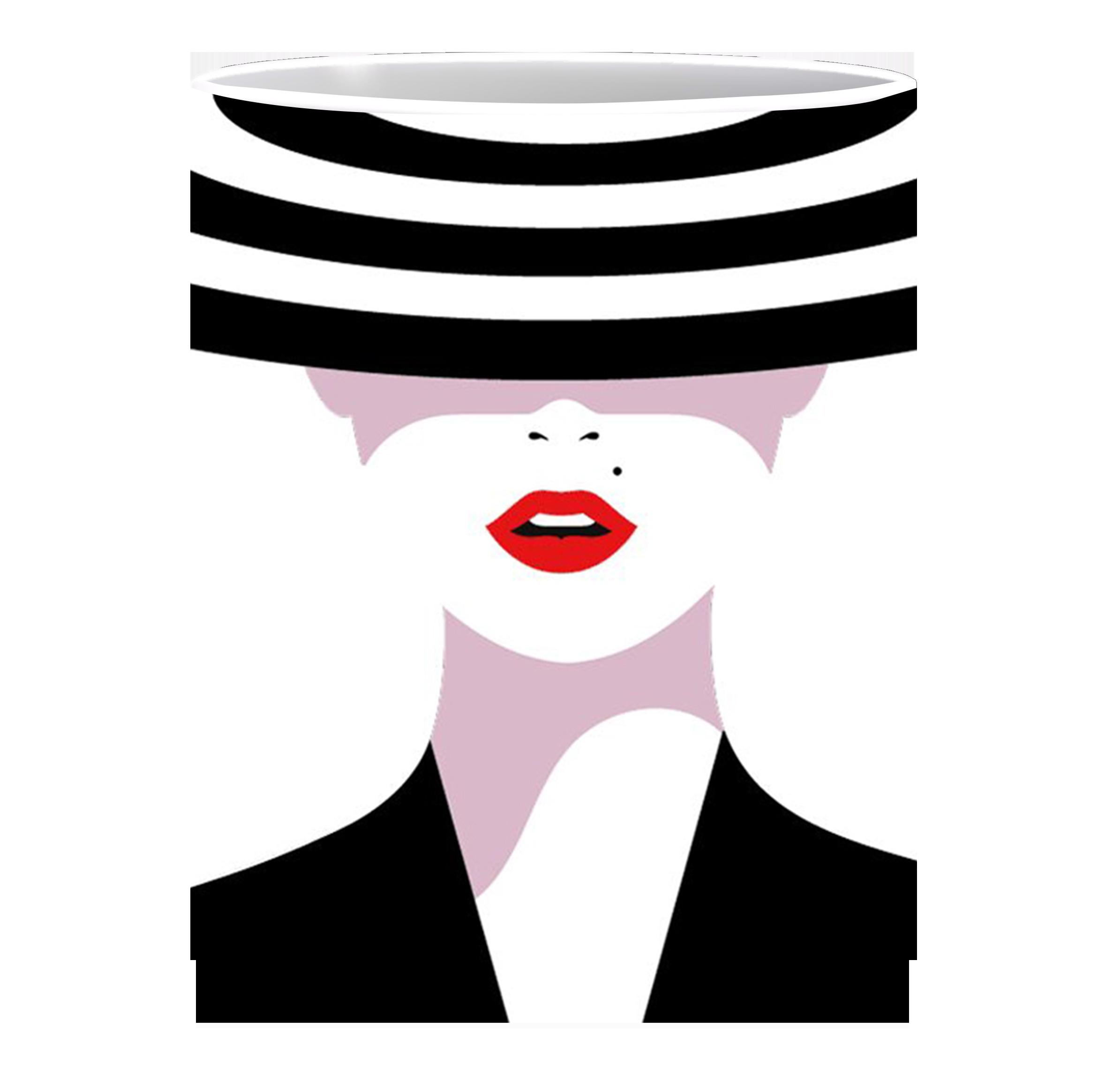 Coffee Mug, Iconic Girl