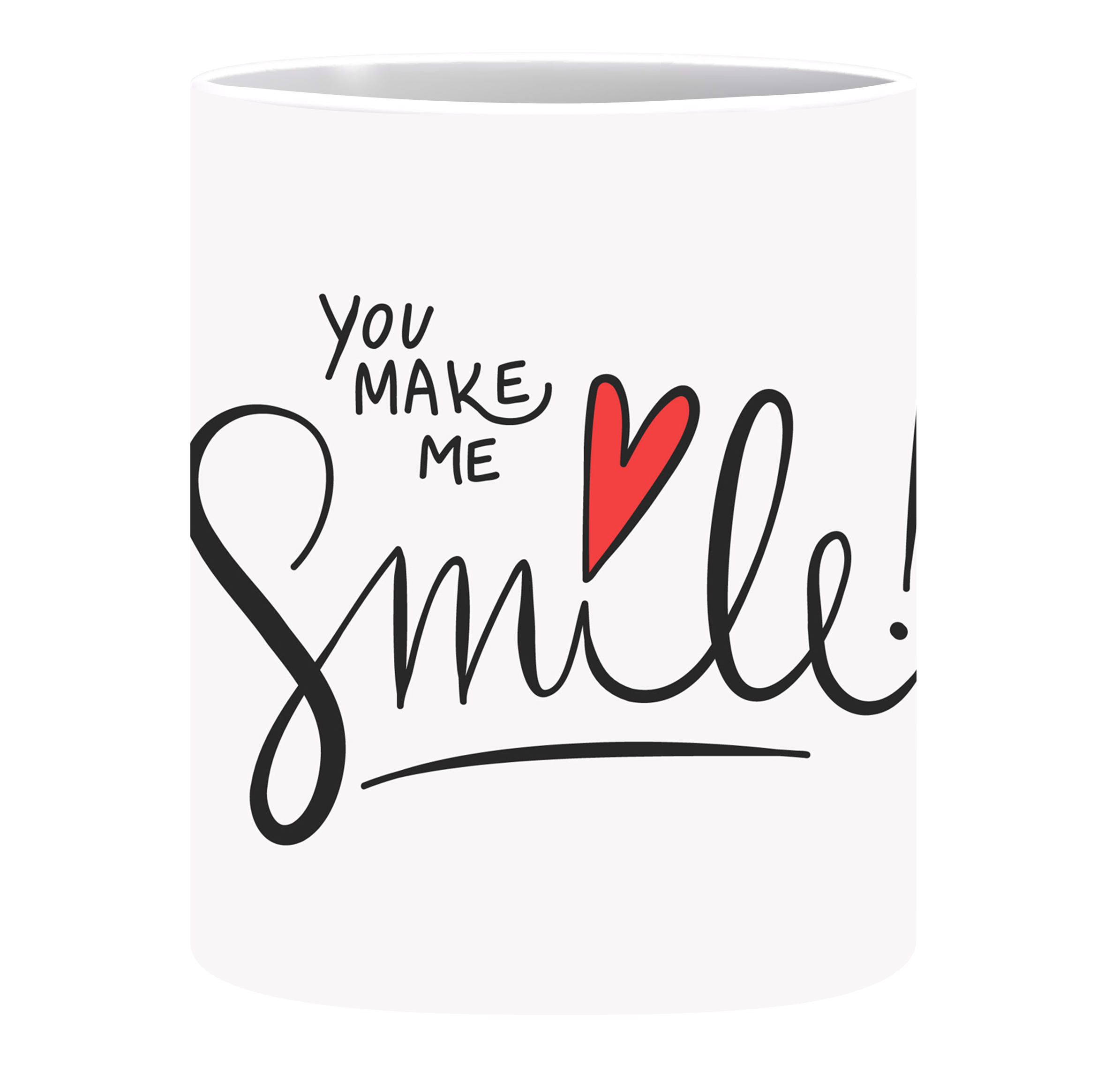 Coffee Mug, You Make