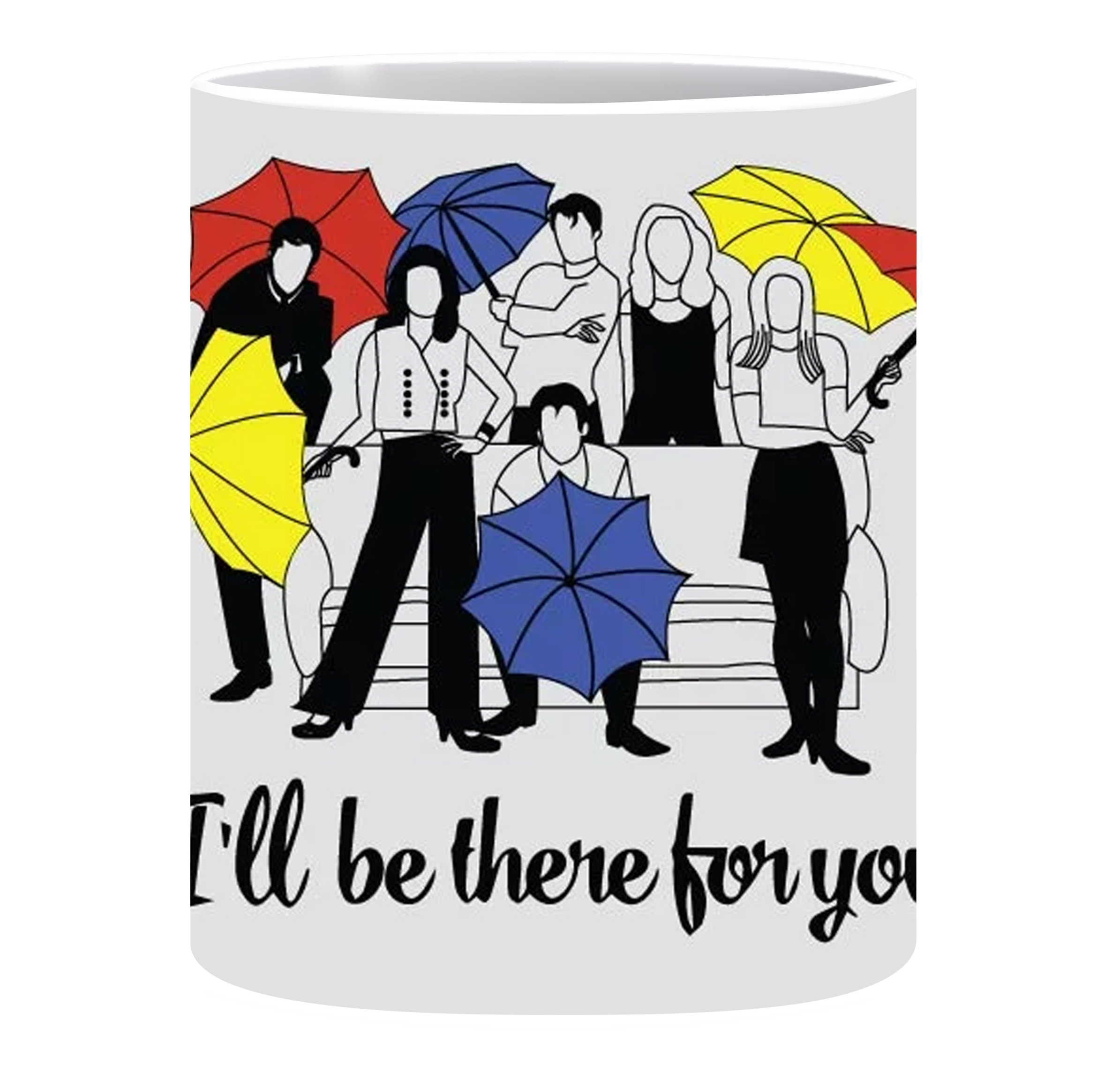 Coffee Mug, I'll Be There