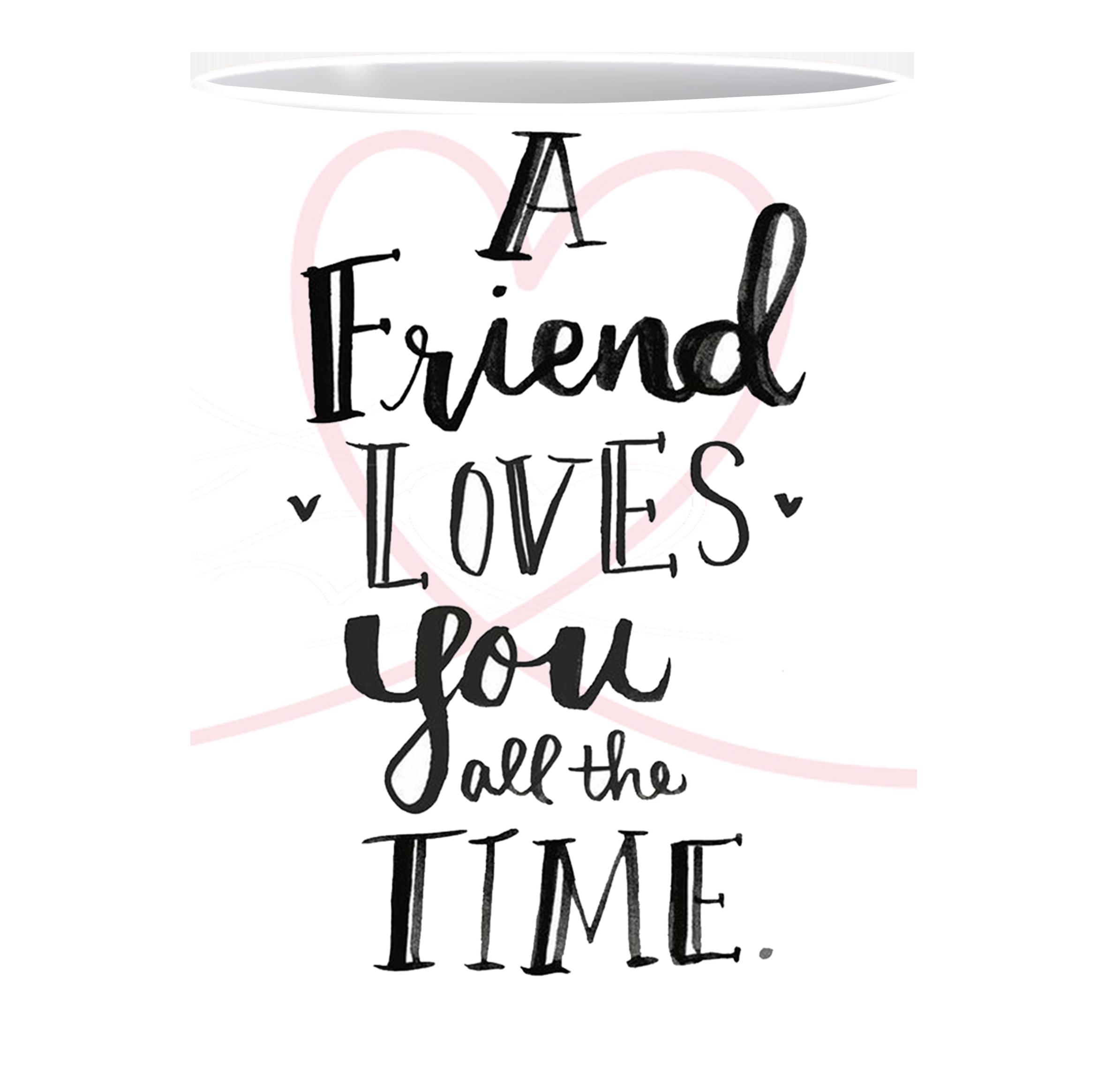 Coffee Mug, A Friend