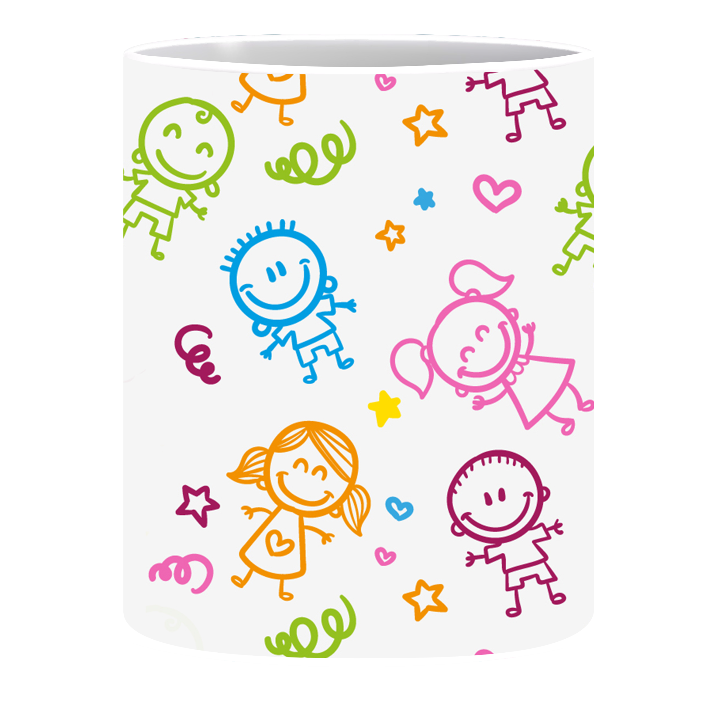 Coffee Mug, Kids Multi