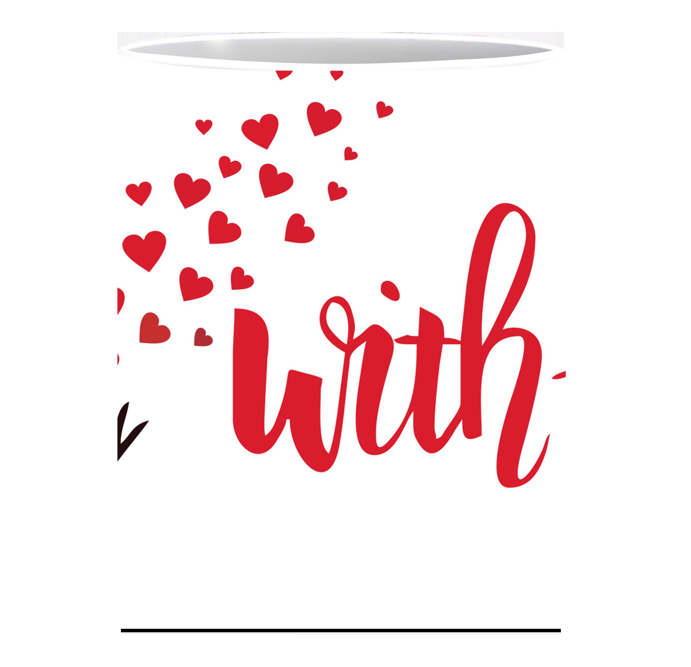 Coffee Mug, With Love