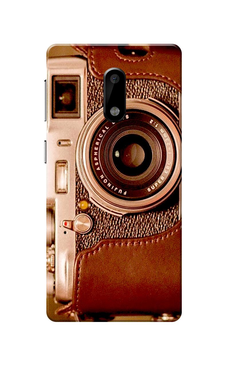 Caseria Vintage Camera