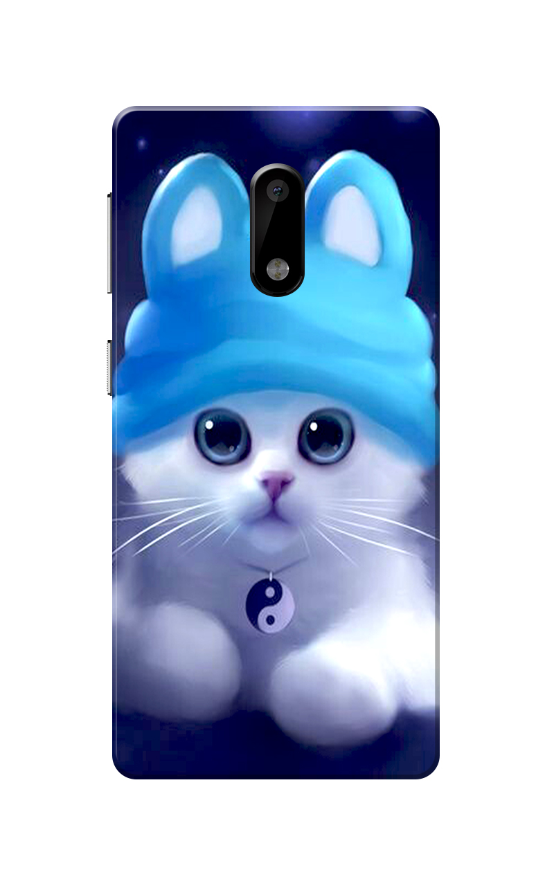 Caseria Cute Kitten Blue