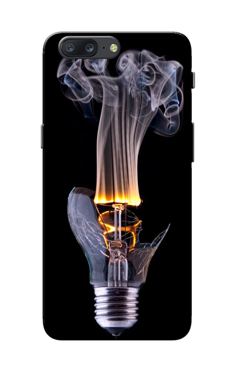 Caseria Bulb Light Black