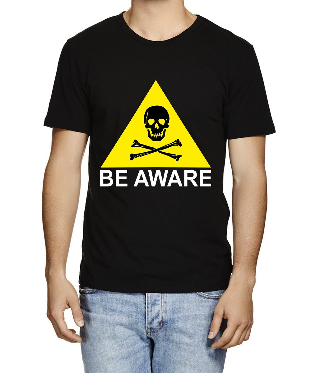 Printed T-shirts Be Aware