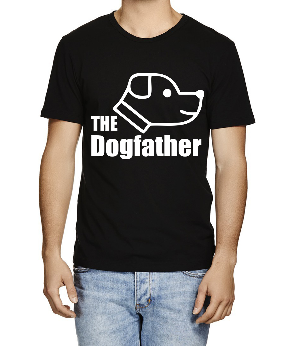 Printed T-shirts The DogFatther