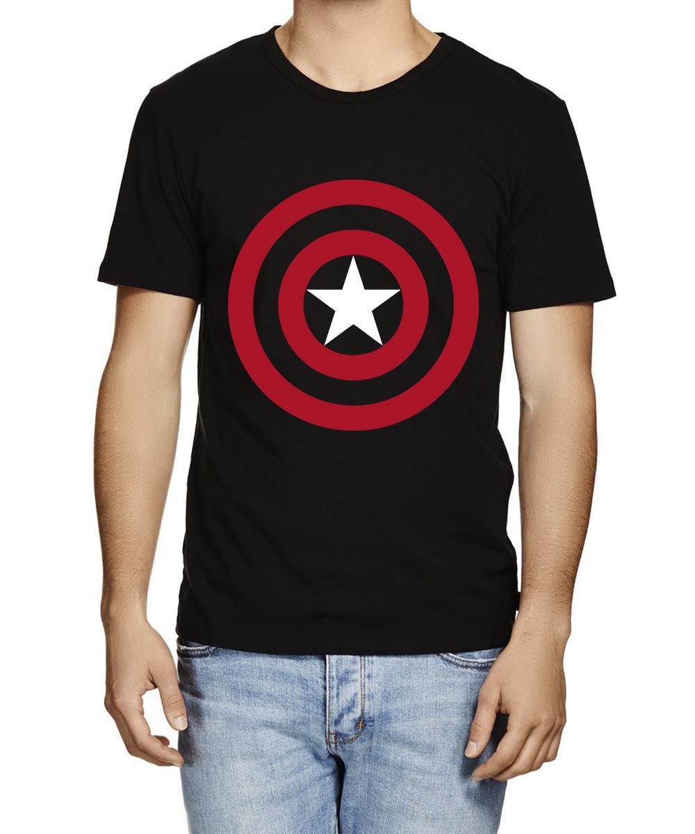 Printed T-shirts CA Logo