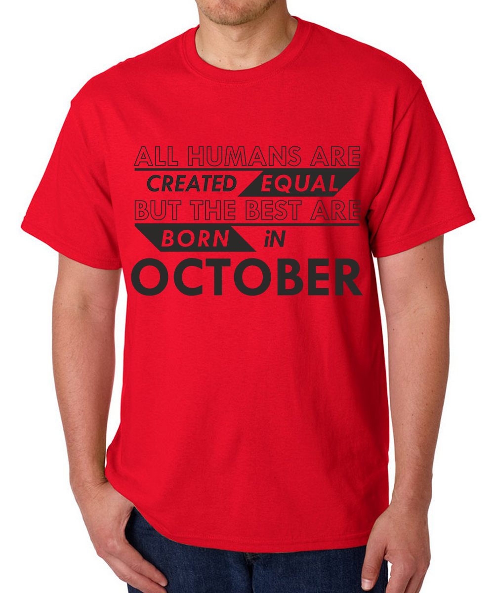 Best Born in October