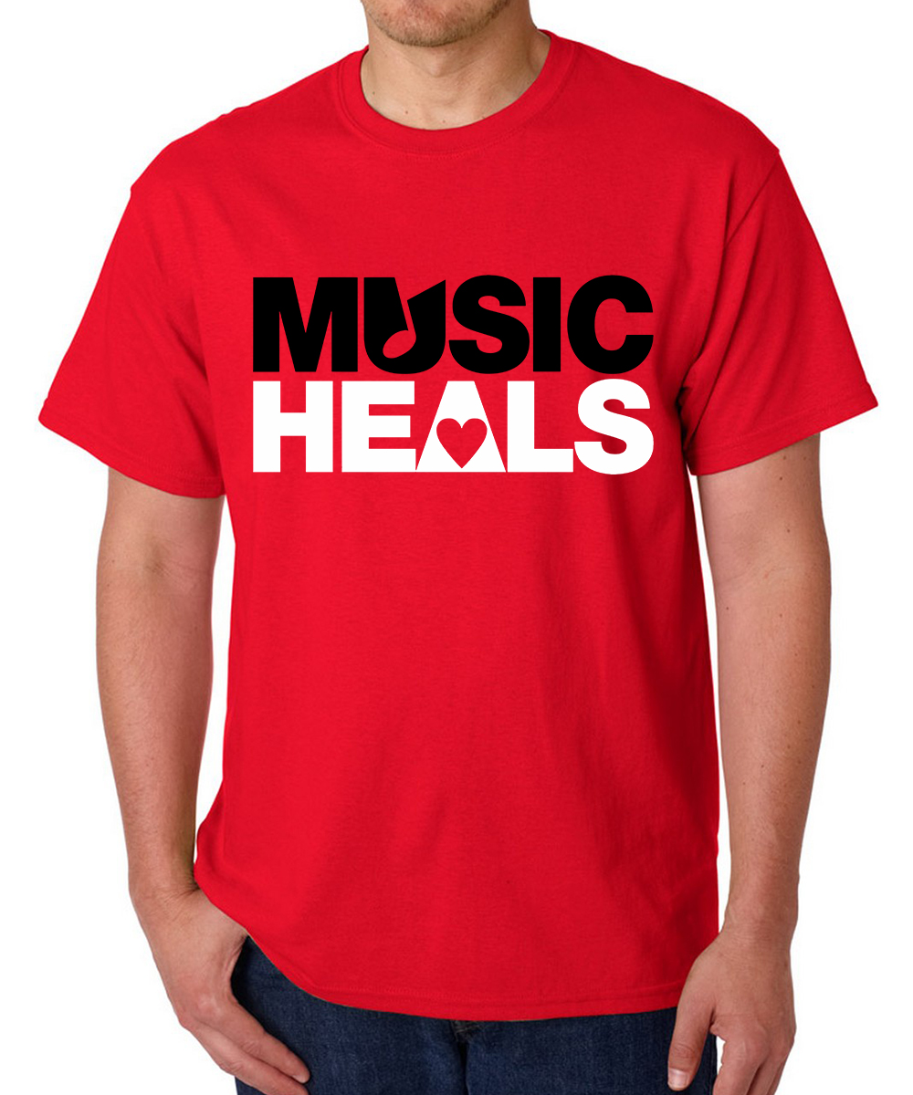 Printed T-shirts Music