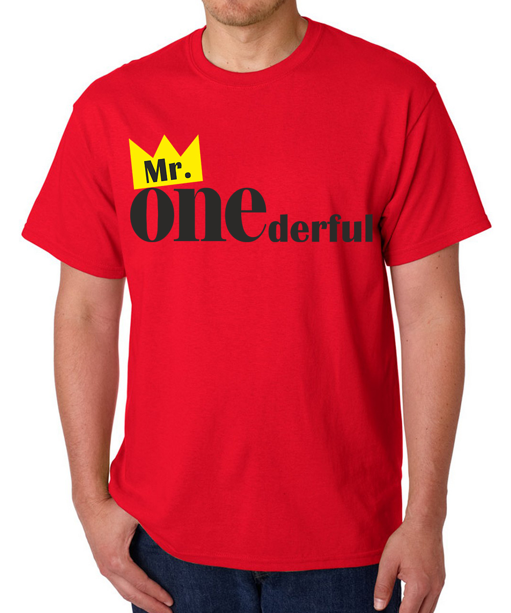 Printed T-shirts Mr.Wonderful
