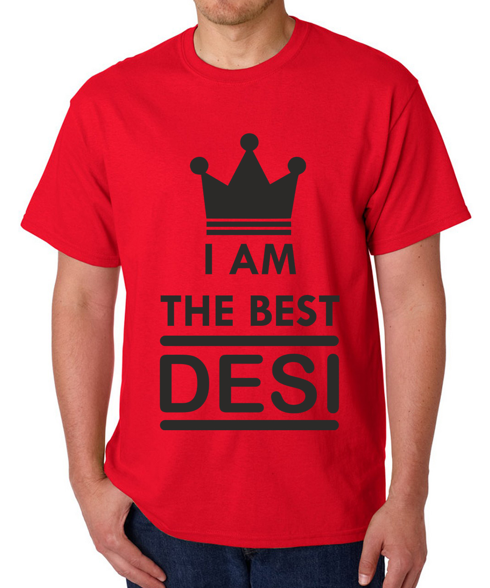 Printed T-shirts Best Desi