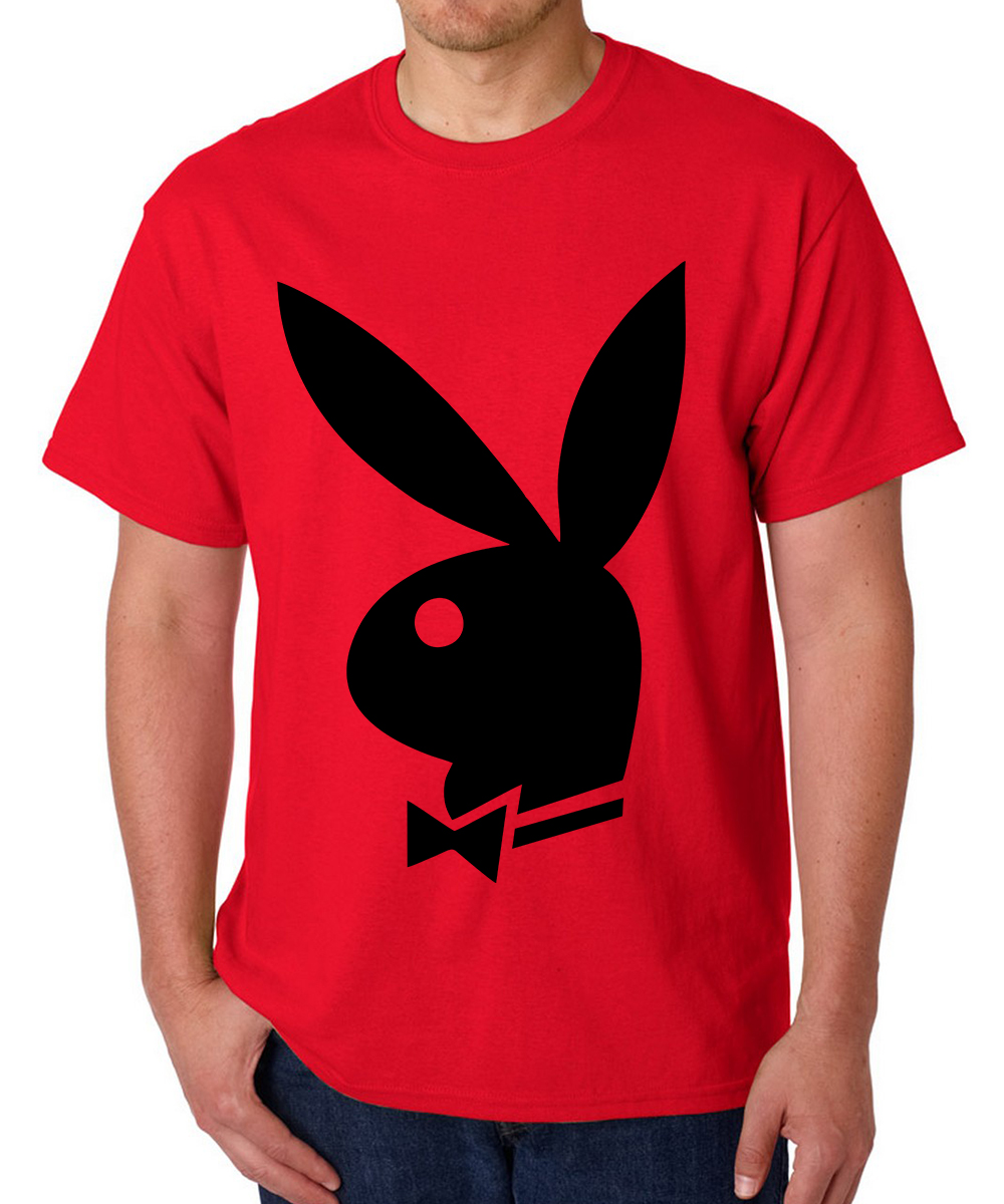 Printed T-shirts Play Boy