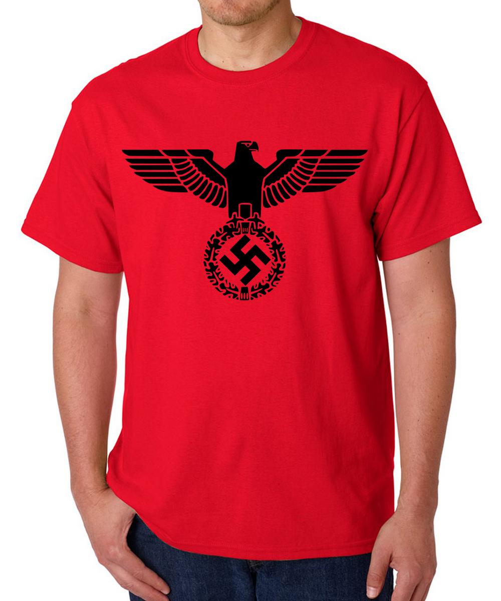 Printed T-shirts Ado Hitller