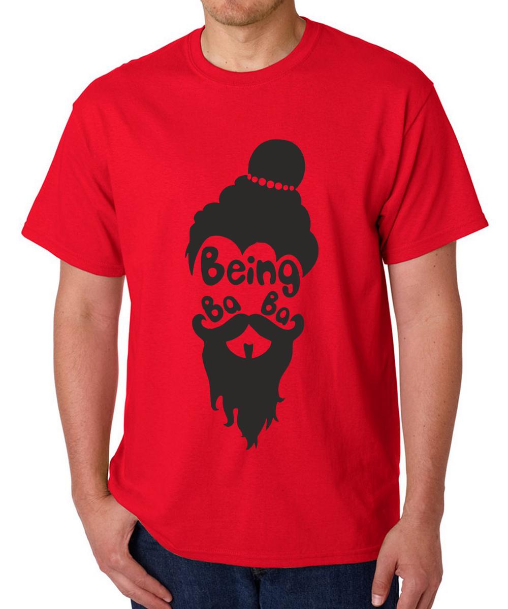 Printed T-shirts Babaji