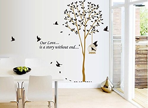 CVC Vinyl Wall Sticker