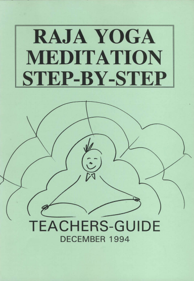 Pdf Raja Yoga Meditation Step By Step Ceekr