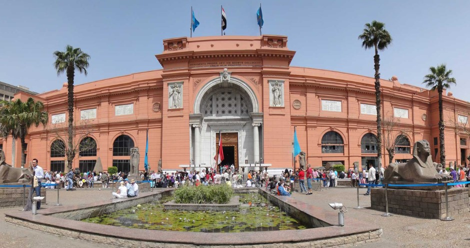 The-Egyptian-Museum-Cairo