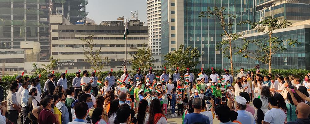 Lodha Park - Republic Day Celebrations
