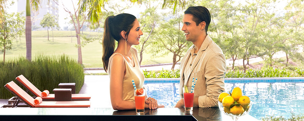 A handpicked destination, an exclusive set of residents, the rarest of privileges