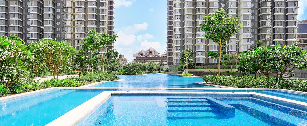 Lodha Park - An Urban Oasis in the heart of the city