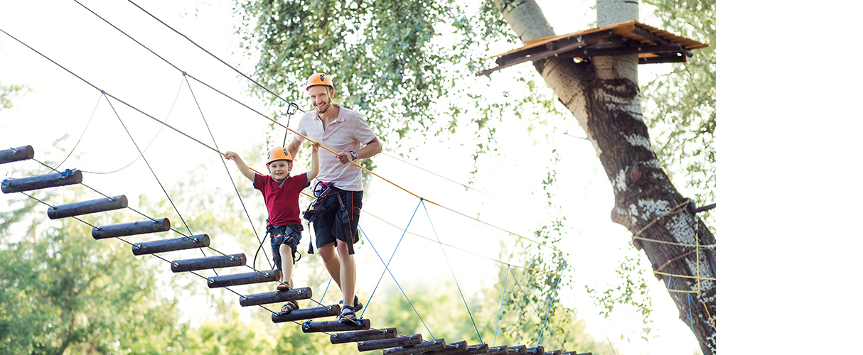 Lodha Crown, GB Road - Adventure Area for Kids