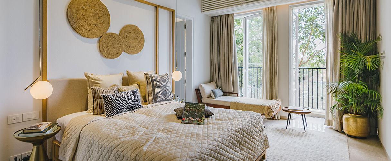 Expansive residences exuding luxury & style