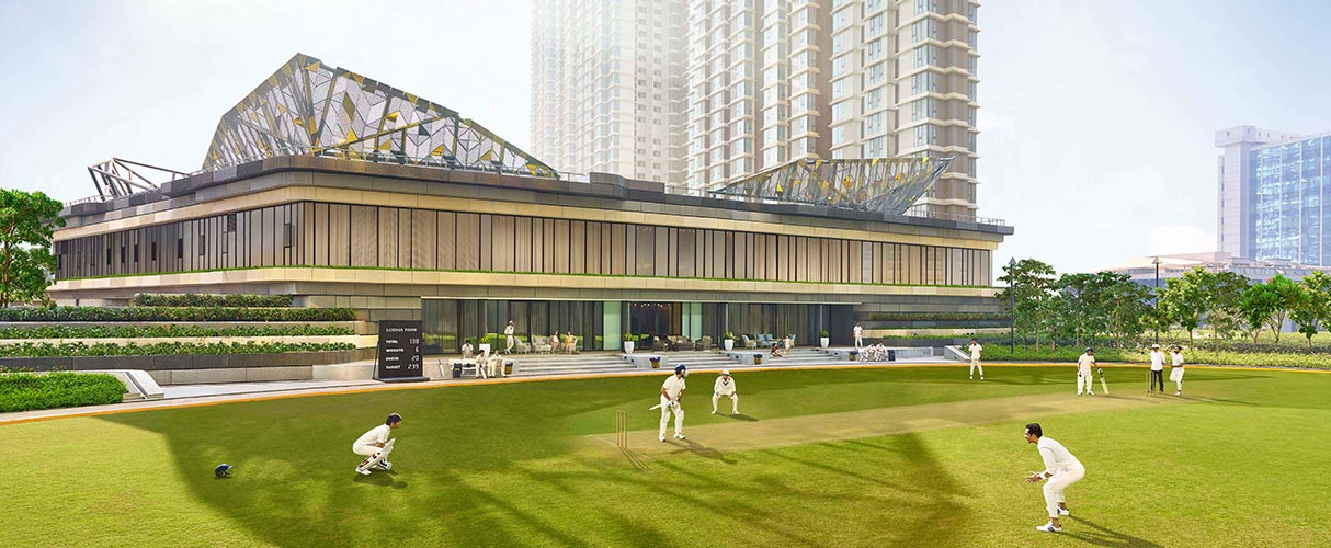 Lodha Park - It's time to enter the big league