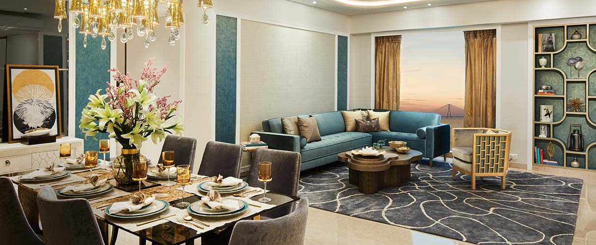 Lodha Park - Luxurious 2 BHK, 3 BHK, and 4 BHK Flats in Worli