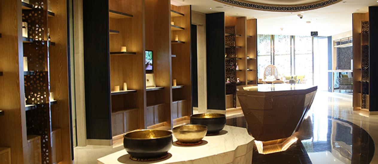 The city's most elevated rejuvenation with Six Senses Spa