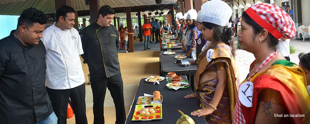 Cooking Contest at Amara