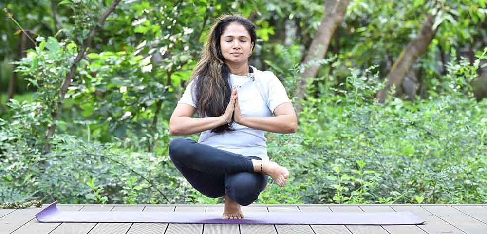 Lodha Amara - Yoga at Amara